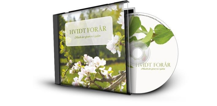 CD - Hvidt Forår